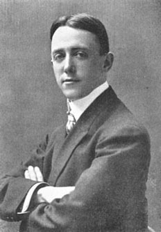 George M. Cohan in 1908