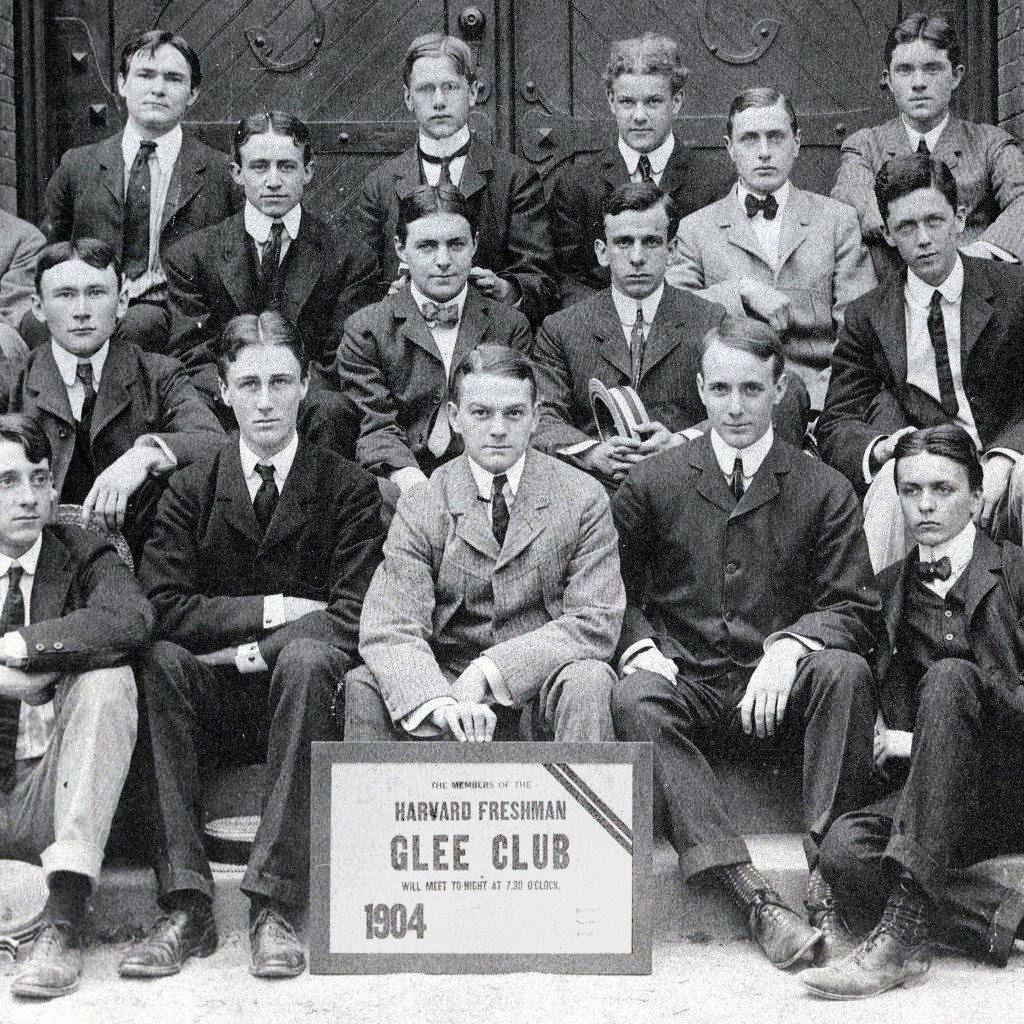 1900 glee club 18 x 18 copy