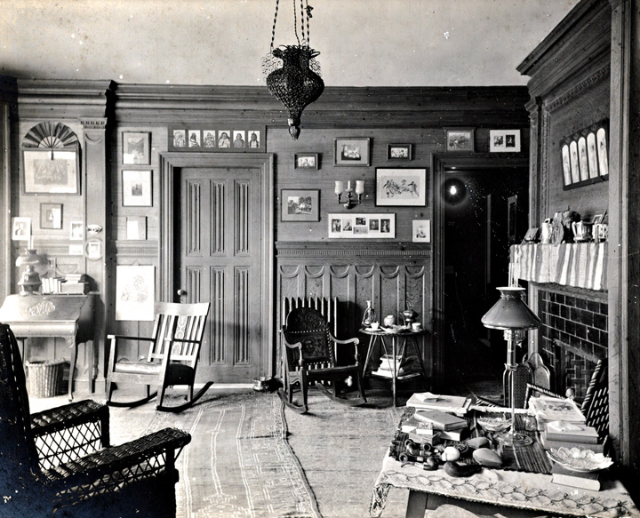 W.K. Vanderbilt Occupied This Custom Designed Suite For Just A Single  Semester Before Leaving Harvard To Get Married. He Never Returned. Part 85