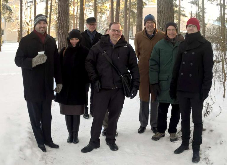 Group of experts - outside