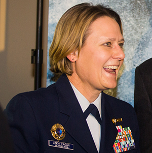 Admiral Linda Fagin, US Coast GuardLecture: Defending Against the Storm: Response and Resilience