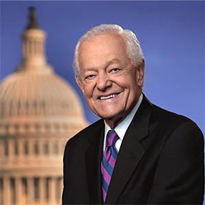 Bob Schieffer, Anchor, CBS NewsFireside Chat: 50 Years in Washington